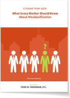 uber and misclassification white paper